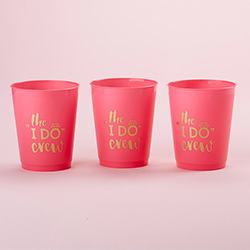 I Do Crew Stadium Cups