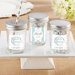 Personalized Mason Jar - Beach Tides (Set of 12)