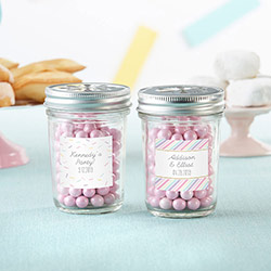 Personalized Mason Jar - So Sweet (Set of 12)